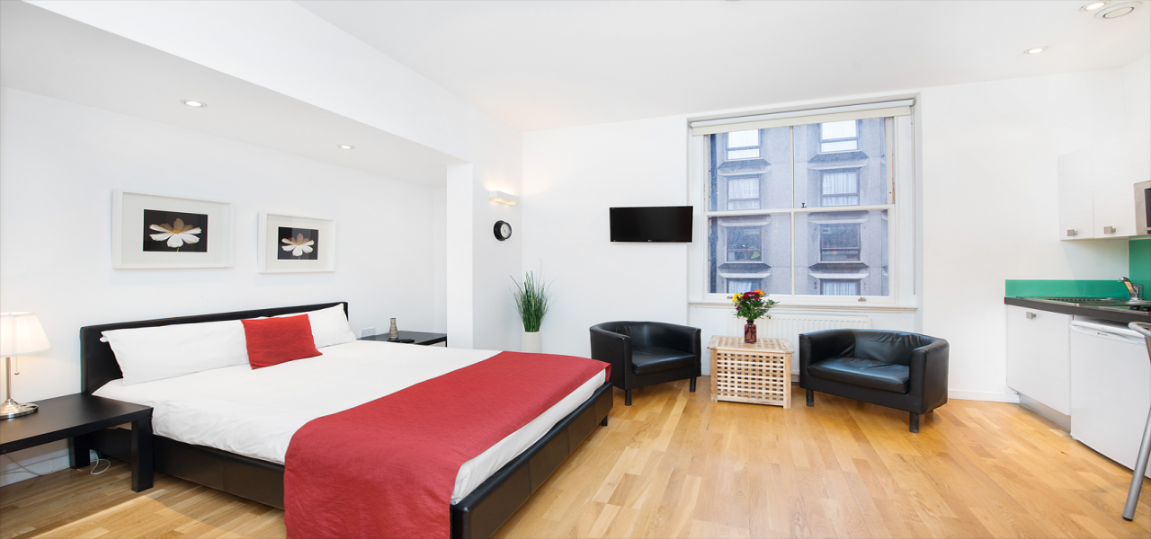 serviced rooms Hyde Park